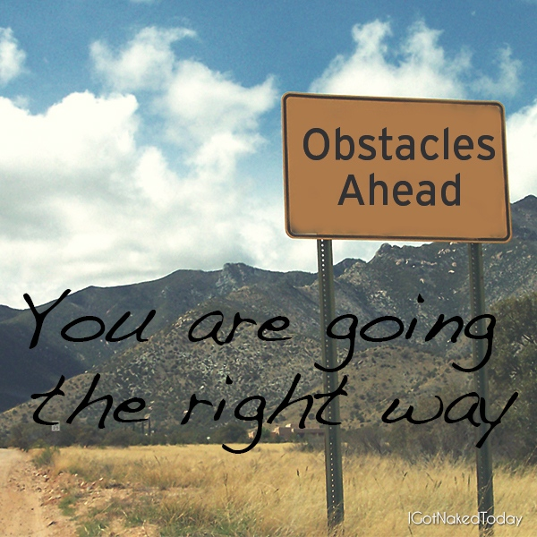 Obstacles ahead