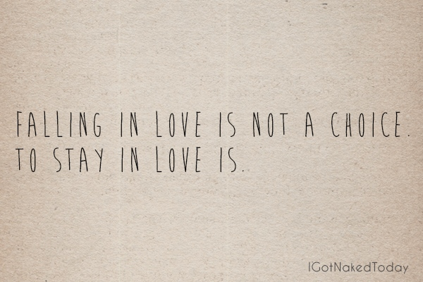Love is- Love is not
