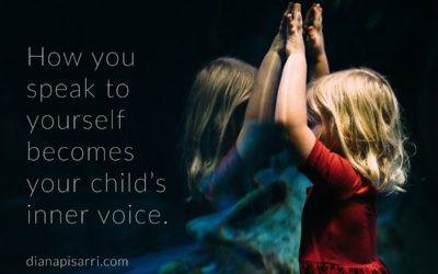 How Your Self-Talk Becomes Your Child's Inner Voice